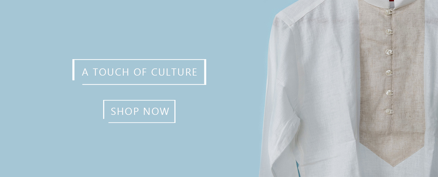 Business Shirts: A Touch of Culture