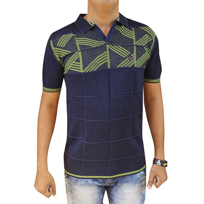 Self Design Lemon T Shirt