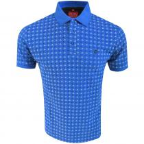 Print BLUE T-Shirt : Itutu (Slim Fit)