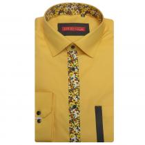 Combination YELLOW Shirt : Slim