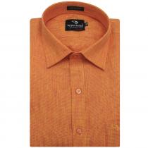 Check ORANGE Shirt : Business