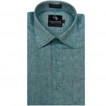 Plain GREEN Shirt : Business