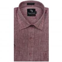 Plain MAROON Shirt : Business
