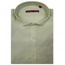Combination LIGHT GREEN Shirt : Slim