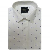 Print NAVY BLUE Shirt :