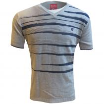 Combination LIGHT GREY T-Shirt : Itutu (Slim Fit)