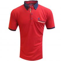 Combination RED T-Shirt : Regular