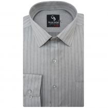 Stripe GREY Shirt : Business