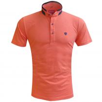 Combination PEACH T-Shirt : Itutu (Slim Fit)