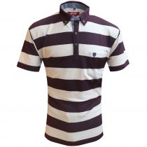 Combination BROWN T-Shirt : Regular