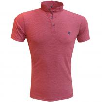 Combination MAROON T-Shirt : Itutu (Slim Fit)