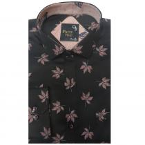 Print BLACK Shirt : Party
