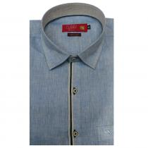 Combination LIGHT BLUE Shirt : Ditto