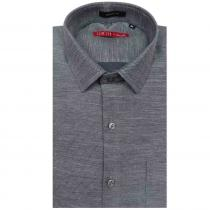 Combination LIGHT GREY Shirt : Slim