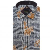 Print KHAKHI Shirt : Party