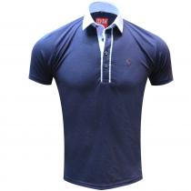 Combination NAVY BLUE T-Shirt : Itutu (Slim Fit)