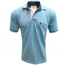 Combination LIGHT BLUE T-Shirt : Regular