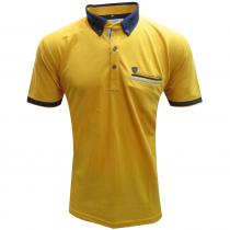 Combination MUSTARD T-Shirt : Regular
