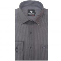 Stripe GREY Shirt :